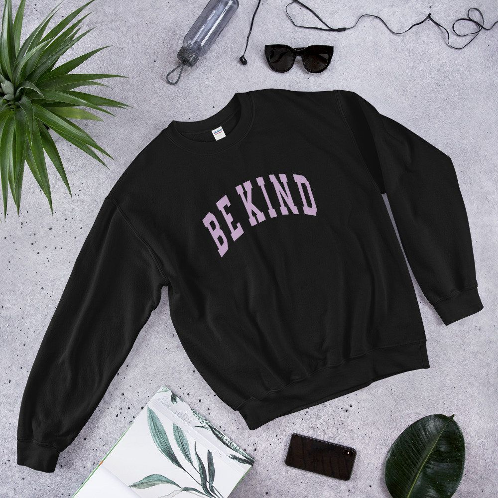 Be Kind Sweatshirt AL27F1