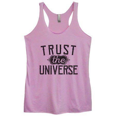 Trust The Universe Tank Top EL16F1