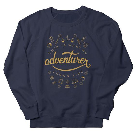 Adventurer Sweatshirt EL19MA1