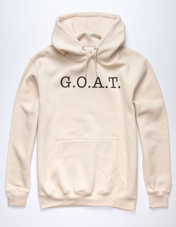 At All Goat Hoodie DT13MA1
