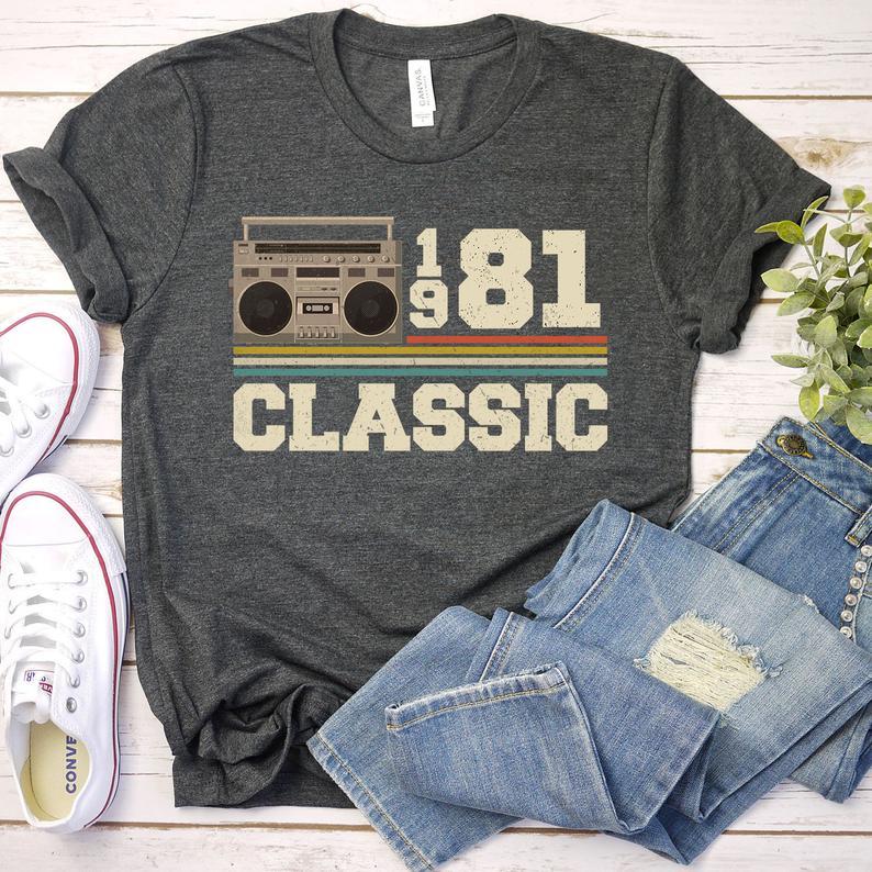 1981 Classic T-Shirt SR24A1