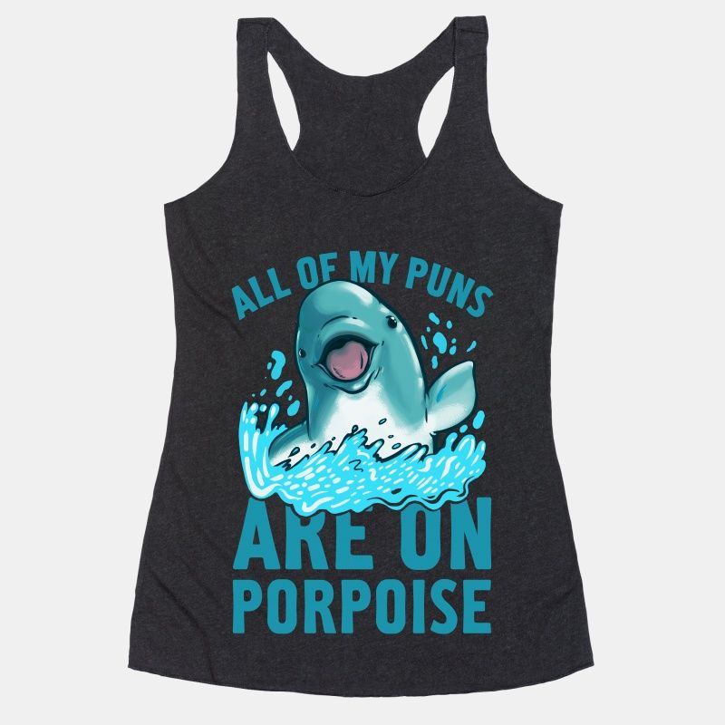 All of My Puns Tanktop SD20A1