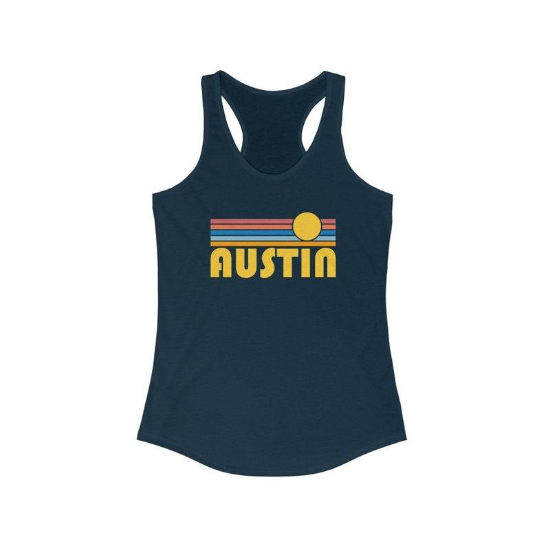 Austin Texas Tank Top SR24A1