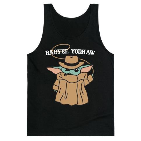 Babye Yoda Tank Top SR21A1