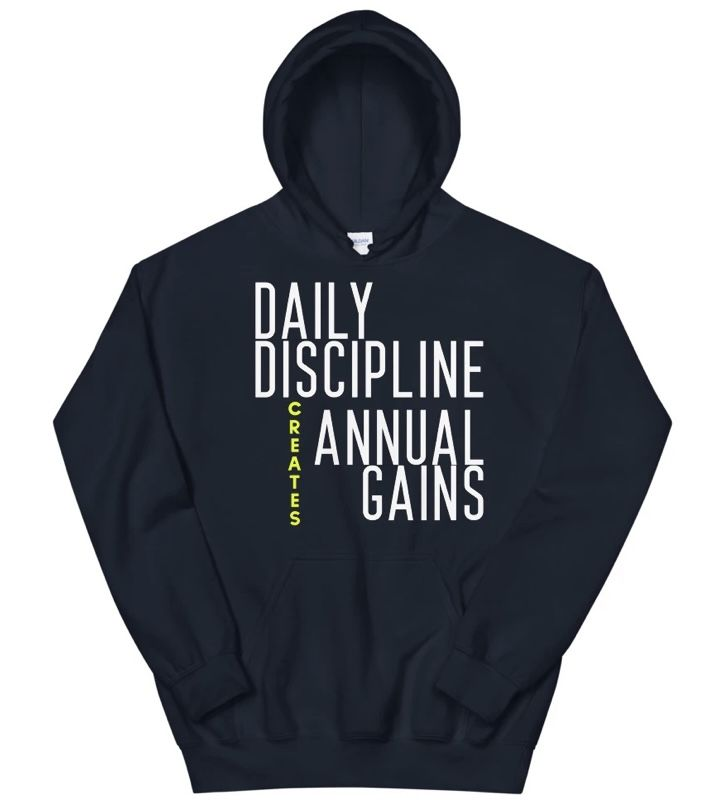 Daily Discipline Hoodie AL8A1