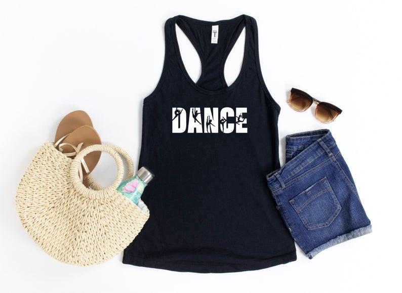 Dance Tank Top SR24A1