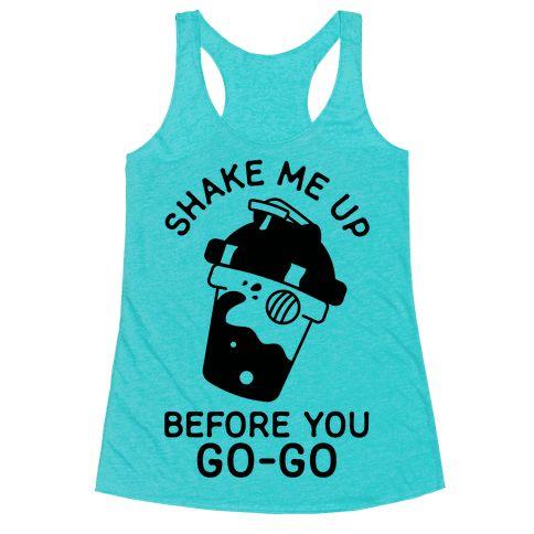 Shake Me Up Tank Top EL29A1