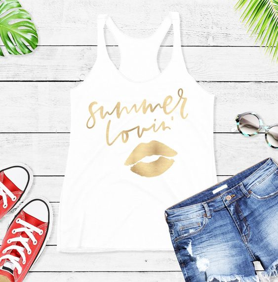 Summer Lovin Tank Top EL10A1