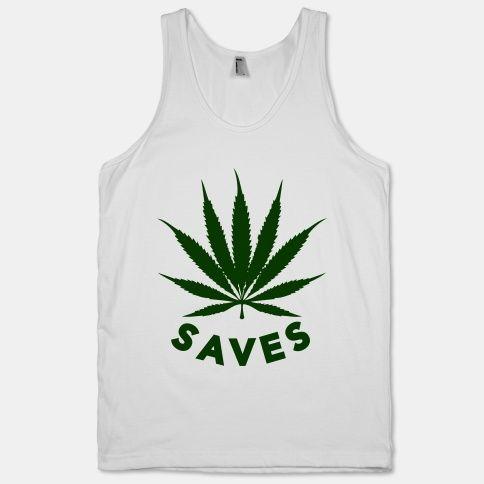 Weed Saves Tanktop SD12A1