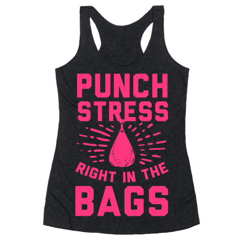 Punch Stress in The Bags Tanktop AL21M1